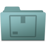 96x96px size png icon of Stock Folder Willow