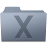 96x96px size png icon of System Folder Graphite