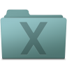 96x96px size png icon of System Folder Willow