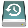 96x96px size png icon of TimeMachine Disk