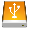 96x96px size png icon of USB Drive