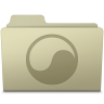 96x96px size png icon of Universal Folder Ash