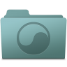 96x96px size png icon of Universal Folder Willow