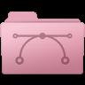 96x96px size png icon of Vector Folder Sakura