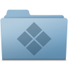 96x96px size png icon of Windows Folder Blue