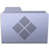 96x96px size png icon of Windows Folder Lavender