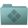 96x96px size png icon of Windows Folder Willow