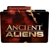 96x96px size png icon of Documentaries Ancient Aliens 1