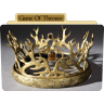 96x96px size png icon of Game of Thrones 1