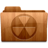 96x96px size png icon of Glossy Burn