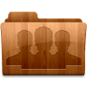 96x96px size png icon of Glossy Group