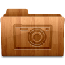 96x96px size png icon of Glossy Pictures