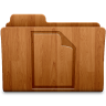 96x96px size png icon of Matte Document