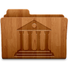 96x96px size png icon of Matte Library
