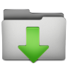 96x96px size png icon of download