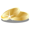 96x96px size png icon of Coin