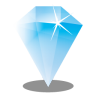 96x96px size png icon of Gem