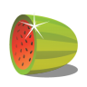 96x96px size png icon of Melon