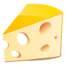 96x96px size png icon of Cheese