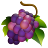 96x96px size png icon of Grapes