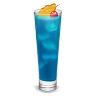 96x96px size png icon of Cocktail Curacao
