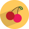 96x96px size png icon of cherry