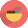 96x96px size png icon of sweet