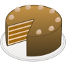 96x96px size png icon of cake