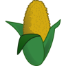 96x96px size png icon of corn