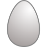 96x96px size png icon of egg