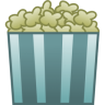 96x96px size png icon of pop corn