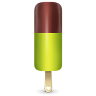 96x96px size png icon of ice cream green