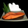 96x96px size png icon of Salmon Teriyaki