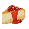 96x96px size png icon of cream cake