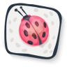 96x96px size png icon of Sushi 09