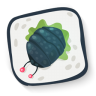 96x96px size png icon of Sushi 10