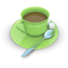 96x96px size png icon of Tea Cup