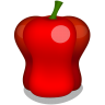 96x96px size png icon of pepper