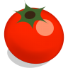 96x96px size png icon of tomato