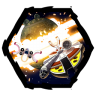 96x96px size png icon of Angry Birds Star Wars 3