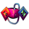 96x96px size png icon of Games