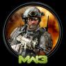 96x96px size png icon of CoD Modern Warfare 3 3a