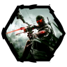 96x96px size png icon of Crysis 3 1