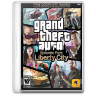 96x96px size png icon of grand theft auto liberty city