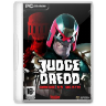 96x96px size png icon of Judge Dredd