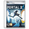 96x96px size png icon of Portal 2