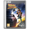 96x96px size png icon of Back to the Future The Game