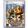 96x96px size png icon of Gatling Gears