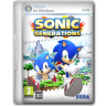 96x96px size png icon of Sonic Generations