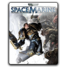 96x96px size png icon of Warhammer 40k Space Marine
